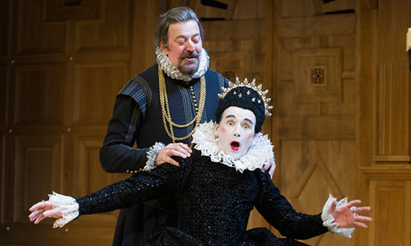 a review of william shakespeares play twelfth night You can always rely upon the national theatre to 'stage well' and, with this updated version of william shakespeare's 'twelfth night', they don't disappoint.