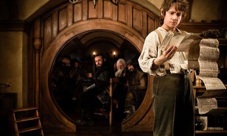 Christmas 2012 preview: The Hobbit: Unexpected Journey