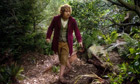 Martin Freeman as Bilbo Baggins in Peter Jackson's new movie The Hobbit: An Unexpected Journey