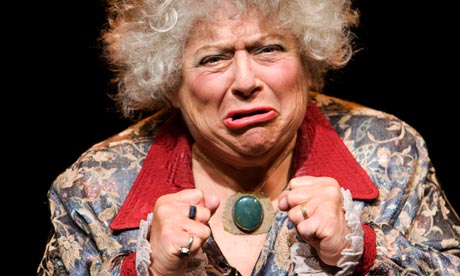 Miriam Margolyes in Dickens' Women