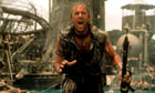 Kevin Costner in Waterworld (1995)