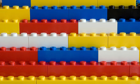 Lego: the building blocks of the imagination | Art and design | The ...