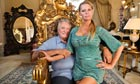 David and Jackie Siegel in Lauren Greenfield's The Queen of Versailles,