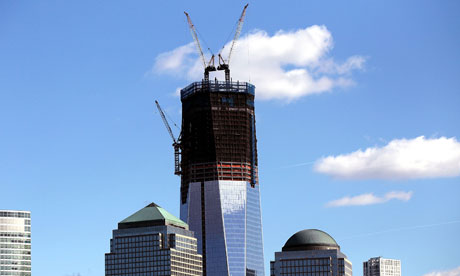 One World Trade Centre tower