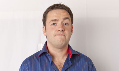Jason Manford, photographed here for War Child, is set for a stint in Sweeney Todd.