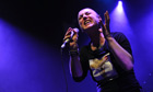 Sin&eacute;ad O&rsquo;Connor performing live