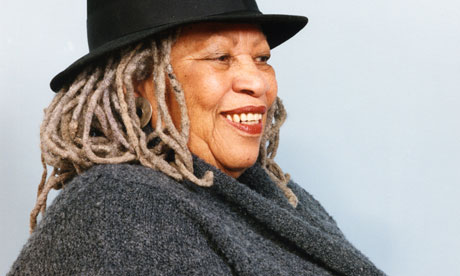 Toni Morrison in New York