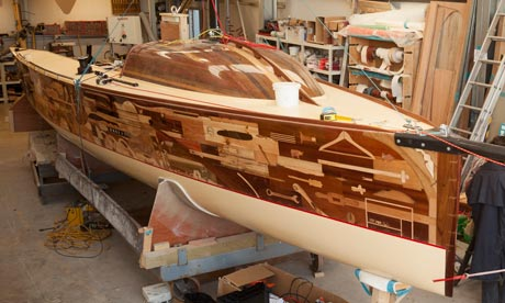 wood boat projects