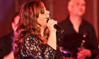 Rumer at St James church in London