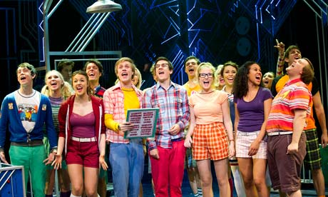 Loserville at West Yorkshire Playhouse, Leeds