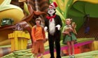 Still from Dr Seuss's The Cat in the Hat