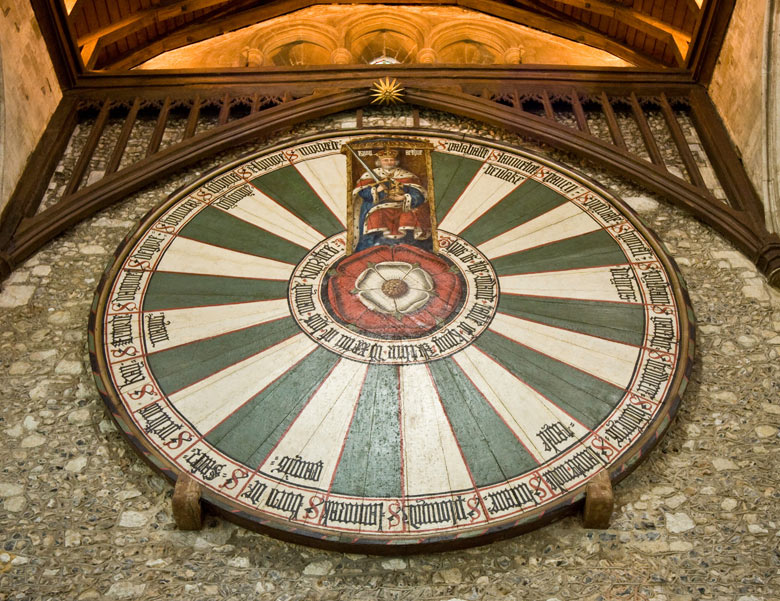 Fascinating Fake King Arthur 39 S Round Table Art And Design The