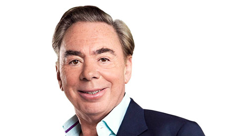 Could Wii start again, please? … Andrew Lloyd Webber is set to make a conquest of another format.