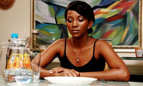 Genevieve Nnaji in Tango with Me
