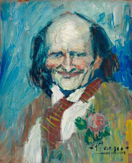 Bibi la Puree by Pablo Picasso