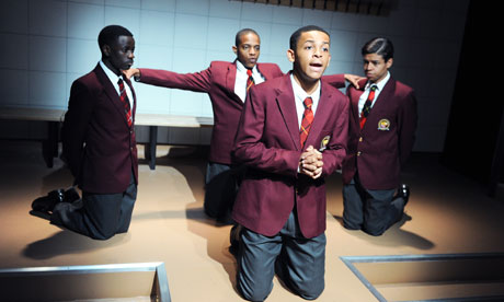 Choir Boy at the Royal Court in London