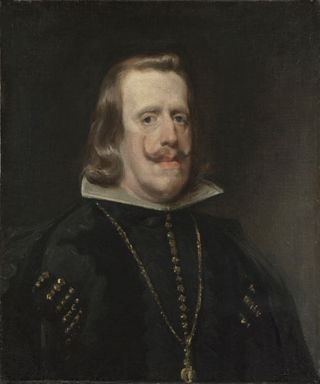 Philip IV of Spain by Diego Velázquez, National Gallery