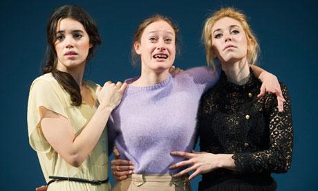 Three Sisters, at the Young Vic, London.