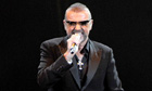 George Michael at the Manchester Arena