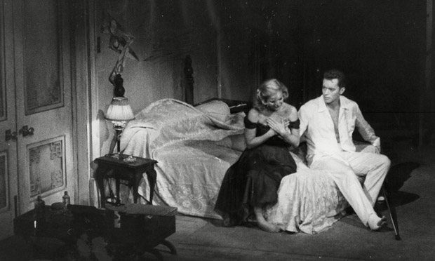 Cat On A Hot Tin Roof Tennessee Williams 39 S Southern