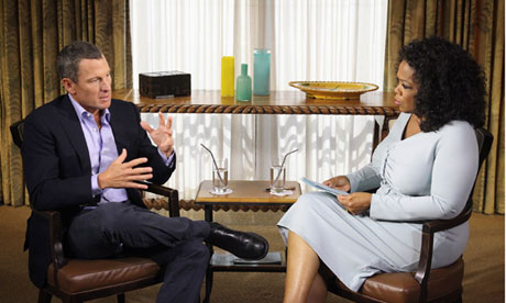 Lance Armstrong v Oprah Winfrey: the confessional-interview guide