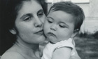 Sandra Kessel with daughter Jo