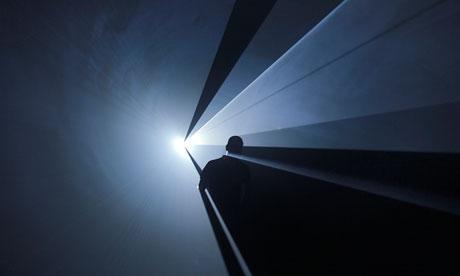 Anthony McCall - You and I Horizontal