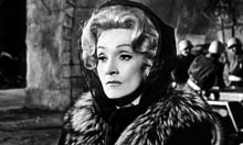 Marlene Dietrich in Judgement at Nuremberg (1961)