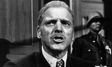 Burt Lancaster in Judgement at Nuremberg (1961)