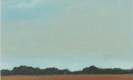Lisa Milroy's Picturing Skies