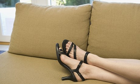 Wearing Heels to Work- Ideas for Tall Women - Tall Snob