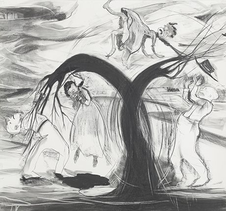 Kara Walker – The Daily Constitution 1878