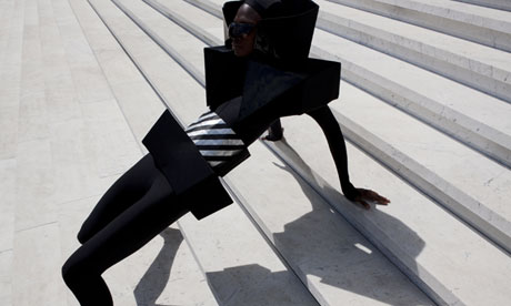 Viviane Sassen 010 Double exposure: the two faces of Viviane Sassens photography