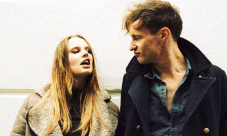 Beck Wood and John Ridgard or psychedelica pop band Coves