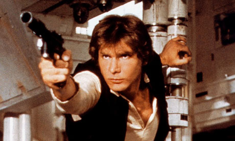 Harrison Ford 1977 Harrison ford in star wars:
