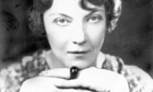 The 20-century novelist Jean Rhys