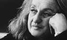 Feminist author Betty Friedan in 1980