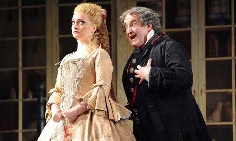 Barber Of Seville Summary : The Barber of Seville  review Music The Guardian