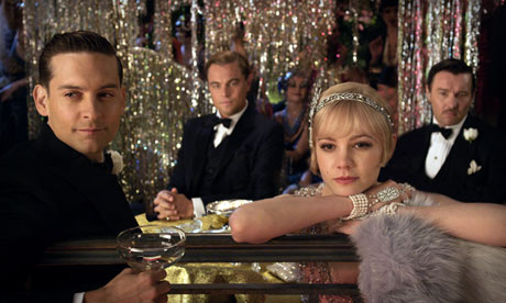 Baz Lurman's 'The Great Gatsby' delivers unforgettable opulence. Image credit: The Guardian