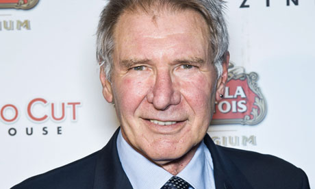 Harrison Ford confirms...