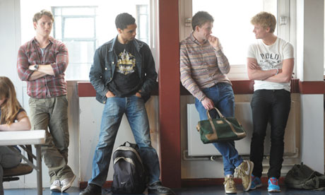The History Boys at Sheffield theatre