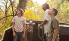 Mud - starring Tye Sheridan, Matthew McConaughey and Jacob Lofland