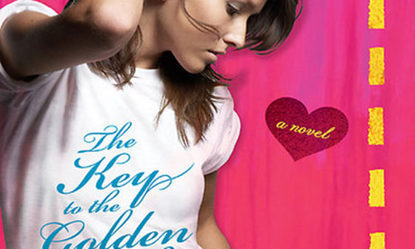 Book cover for Maureen Johnson's The Key to the Golden Firebird