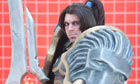 A fan dressed as Varian Wrynn of World of Warcraft at the Comic Con exhibition in London last month. Photograph: Piero Cruciatti / Barcroft Media