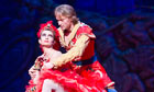 Alexandra Timofeyeva and Mikhail Lobukhin in Russian Seasons