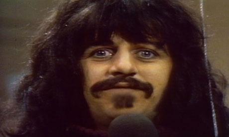 Ringo Starr as Frank Zappa in 200 Motels
