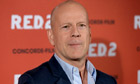 Bruce Willis promotes Red 2 in Munich