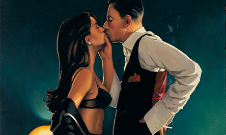 Pincer Movement Jack Vettriano Pincer Movement by Jack