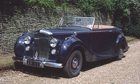 A Mark VI Continental Bentley