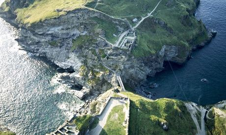 Secrets from the Sky review – touring King Arthur's castle … by drone